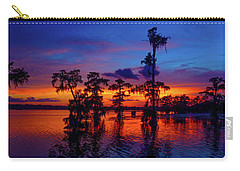 Louisiana Blue Salute Reprise Carry-all Pouch