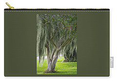 Carry-all Pouch featuring the photograph Louisiana Moodiness by Rhonda McDougall