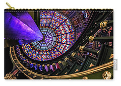 Old Louisiana State Capitol Kaleidoscope Carry-all Pouch