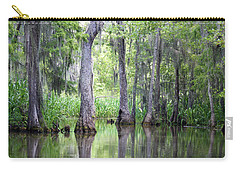 Louisiana Swamp 5 Carry-all Pouch