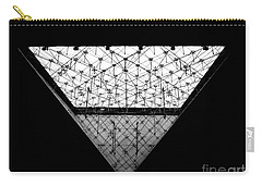 Lourve Pyramid Carry-all Pouch