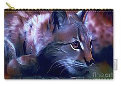 Lovable Feline Carry-all Pouch