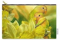 Love Among The Daffodils Carry-all Pouch