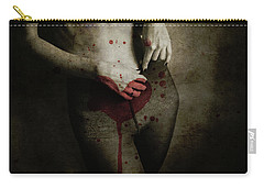 Love And Affection  Carry-all Pouch by Paul Lovering