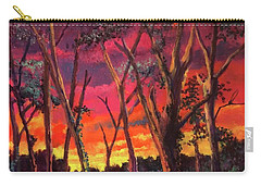 Love And The Evening Star Carry-all Pouch