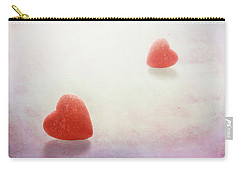 Carry-all Pouch featuring the photograph Love At First Sight by Tom Mc Nemar