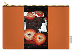 Carry-all Pouch featuring the photograph Love Berry Much by Kelly Reber