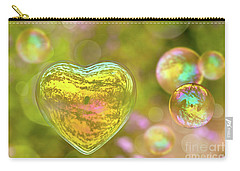 Love Bubble Carry-all Pouch