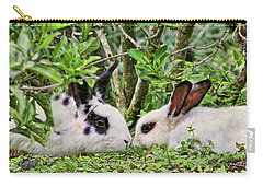 Love Bunnies In Costa Rica Carry-all Pouch