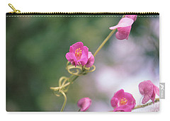 Carry-all Pouch featuring the photograph Love Chain by Megan Dirsa-DuBois