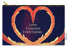 Love Changes Everything 2 Carry-all Pouch