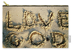 Love God Carry-all Pouch
