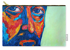 Love Him So Much Carry-all Pouch by Ana Maria Edulescu