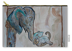 Love In Momma's Arms Carry-all Pouch