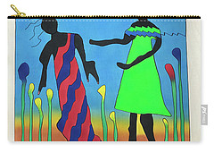 Love In The Reeds Carry-all Pouch