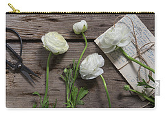 Carry-all Pouch featuring the photograph Love Is Everlasting by Kim Hojnacki