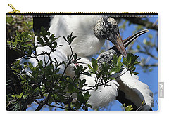 Love Is In The Air Carry-all Pouch by Lamarre Labadie