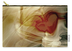 Love  Carry-all Pouch by Linda Sannuti