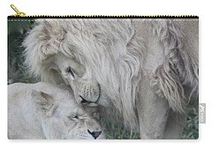 Love Lions Carry-all Pouch