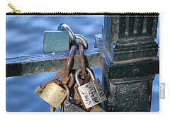Love Lock Carry-all Pouch