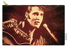 Love Me Tender Carry-all Pouch