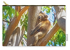 Carry-all Pouch featuring the photograph Love My Tree, Yanchep National Park by Dave Catley