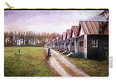 Love Never Fails - Hope Valley Art Carry-all Pouch by Jordan Blackstone