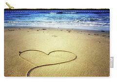 Love Of The Ocean Carry-all Pouch