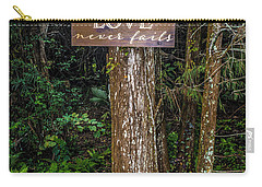 Love On A Tree Carry-all Pouch