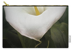 Carry-all Pouch featuring the photograph Love by Peggy Hughes