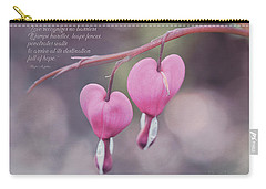Love Recognizes No Barriers Carry-all Pouch
