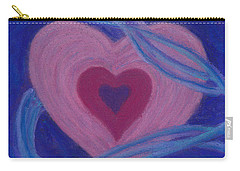 Love Ribbons Carry-all Pouch