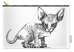 Love Sphynx Carry-all Pouch