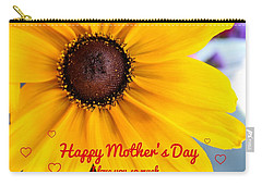 Love You Mama Carry-all Pouch