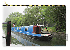 Carry-all Pouch featuring the photograph Loved-up On A Canal Boat - Park Royal by Mudiama Kammoh