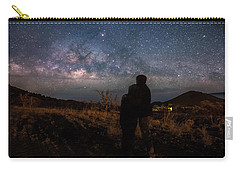 Loveing The  Universe Carry-all Pouch by Eti Reid