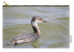 Lovely Horned Grebe Carry-all Pouch