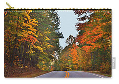 Lovely Autumn Trees Carry-all Pouch
