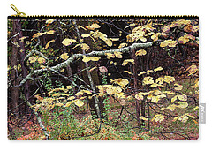 Lovely Autumn Witch Hazel -   Carry-all Pouch