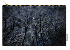 Carry-all Pouch featuring the photograph Lovely Dark And Deep by Robert Geary