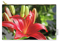 Lovely Flower Carry-all Pouch