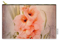 Lovely Gladiolus Carry-all Pouch