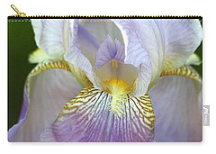Carry-all Pouch featuring the photograph Lovely In Lavender by Sheila Brown