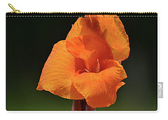 Lovely Iris Flower Carry-all Pouch