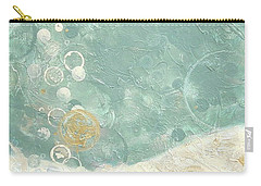 Lovely Carry-all Pouch by Kristen Abrahamson