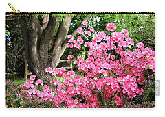 Lovely Pink Azalea Carry-all Pouch