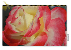 Lovely Rose Carry-all Pouch