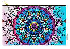 Lovely Summer Colors Carry-all Pouch