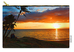 Lovers Paradise Carry-all Pouch by Michael Rucker
