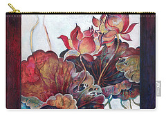 Lovers Without Memory Carry-all Pouch